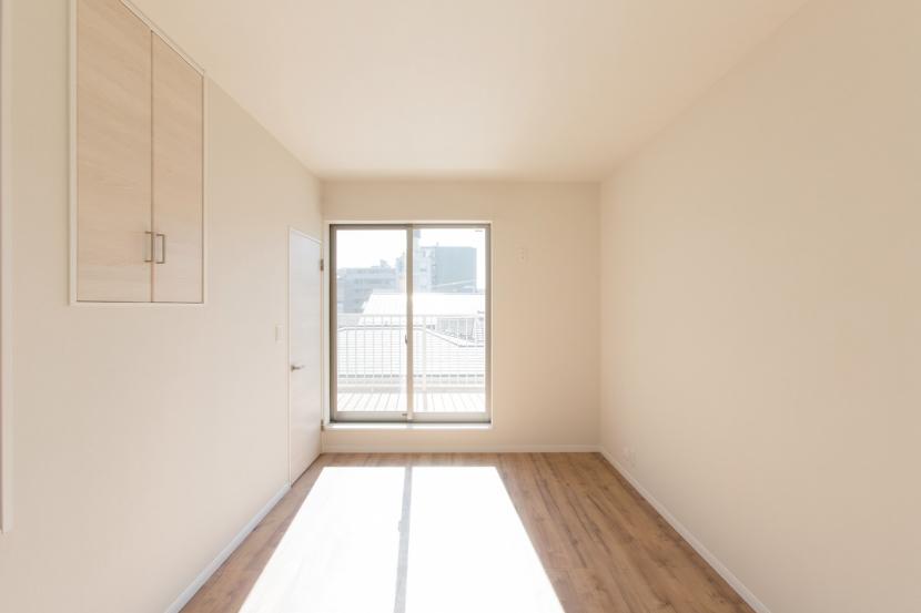 本所の家の部屋 寝室2