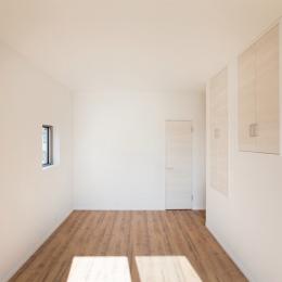 本所の家 (寝室3)