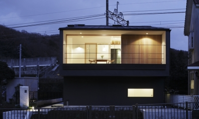 外観|木漏れ日の家