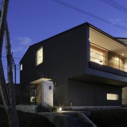 木漏れ日の家 (外観)
