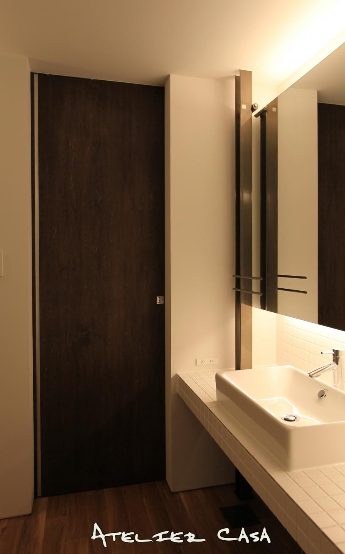 「ピッタンコの家」の部屋 洗面