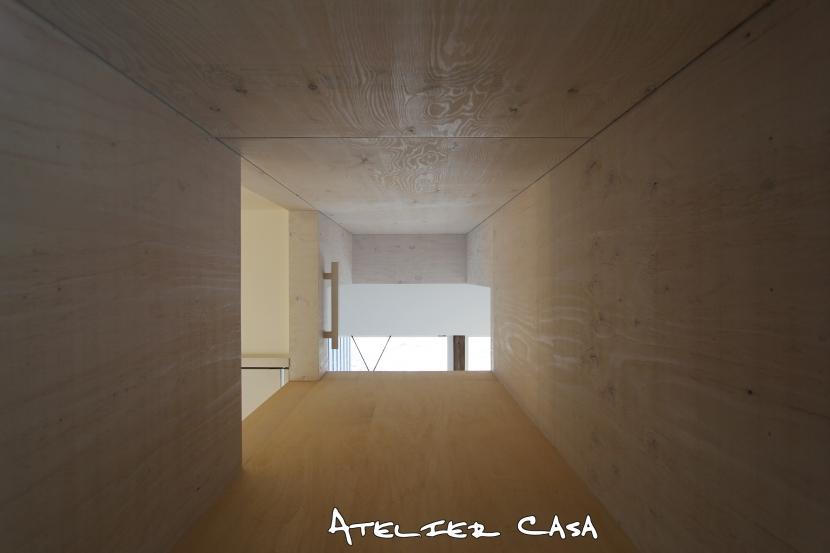 「ピッタンコの家」の部屋 Tube
