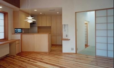 LDK|富田林の家