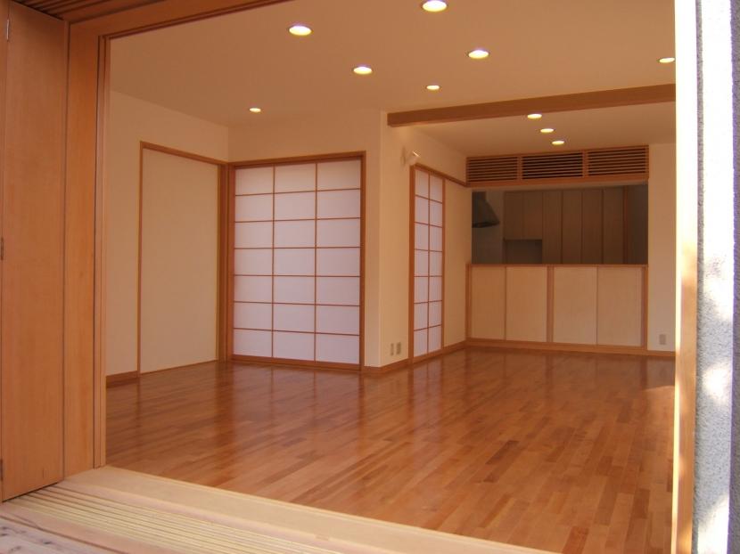 浜寺の家の部屋 LDK
