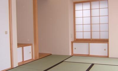 和室|浜寺の家
