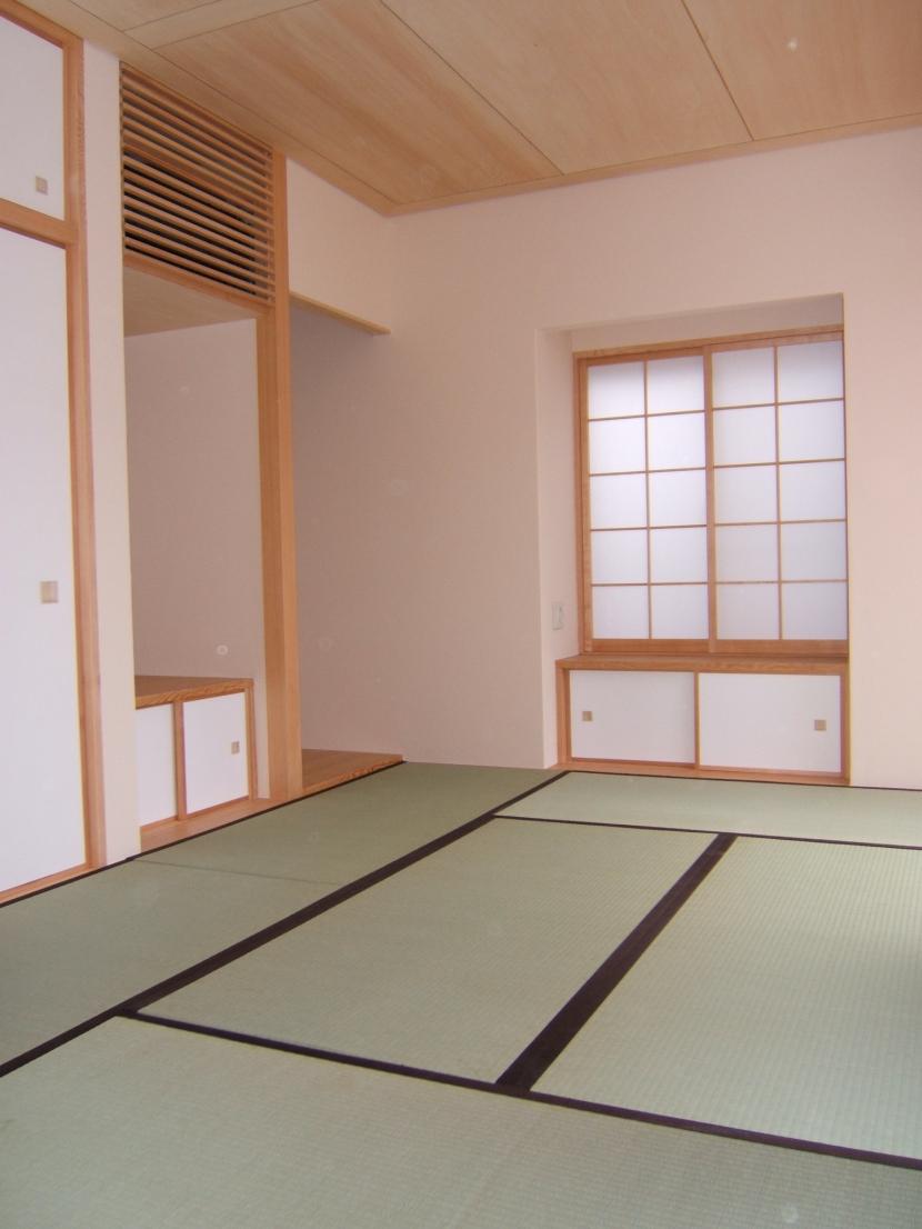 浜寺の家 (和室)