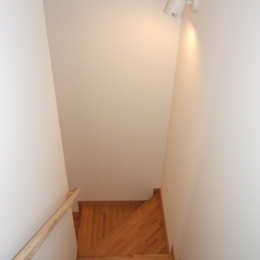 浜寺の家 (階段)