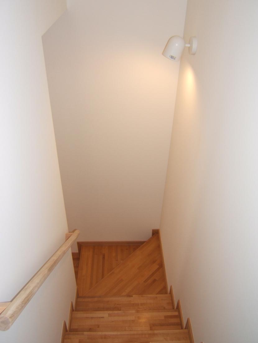 浜寺の家の部屋 階段