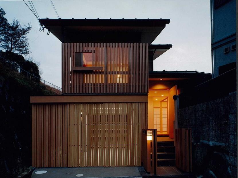 建築家:堀内敏彦「富田林の家」