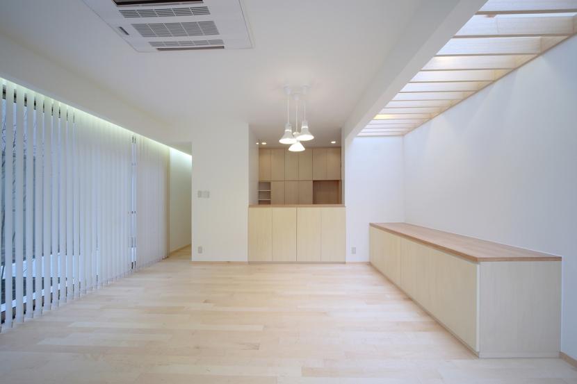長岡京の家の部屋 LDK