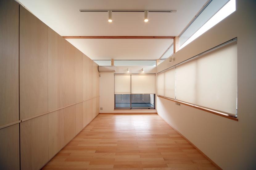 長岡京の家の部屋 個室