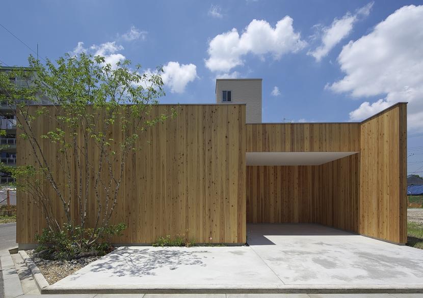 建築家:堤 庸策「西三国の家」