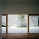 緑山の家の写真 一階