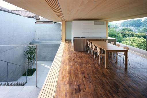 建築家:栗原隆建築設計事務所「緑山の家」