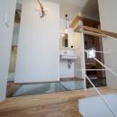 山下 祐紀の住宅事例「ぶらさがりがいっぱいの家」