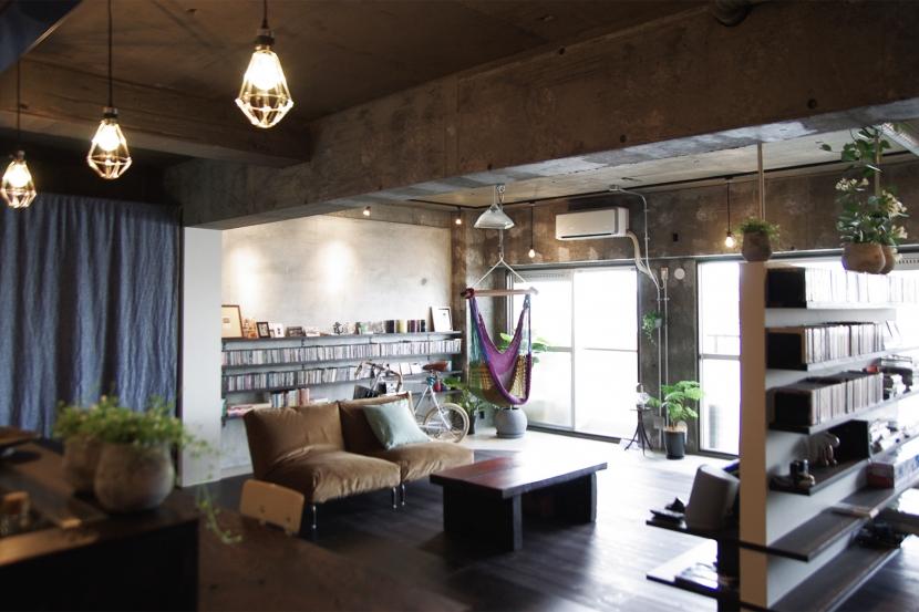リフォーム・リノベーション会社:エイトデザイン株式会社「マンションリノベーション|名古屋市千種区F邸」