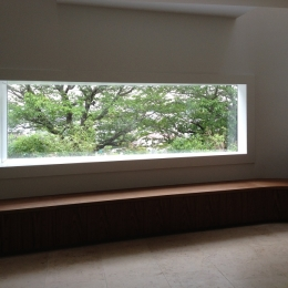 緑と風と光の家 (リビング・ダイニング 5)