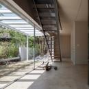 緑と風と光の家の写真 インナーバルコニー 1