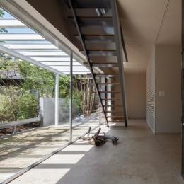 緑と風と光の家 (インナーバルコニー 1)