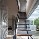 緑と風と光の家の写真 インナーバルコニー 2