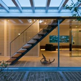 緑と風と光の家 (インナーバルコニー 3)