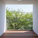 緑と風と光の家の写真 バルコニー 1