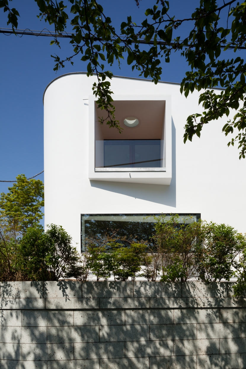 緑と風と光の家の部屋 外観 3