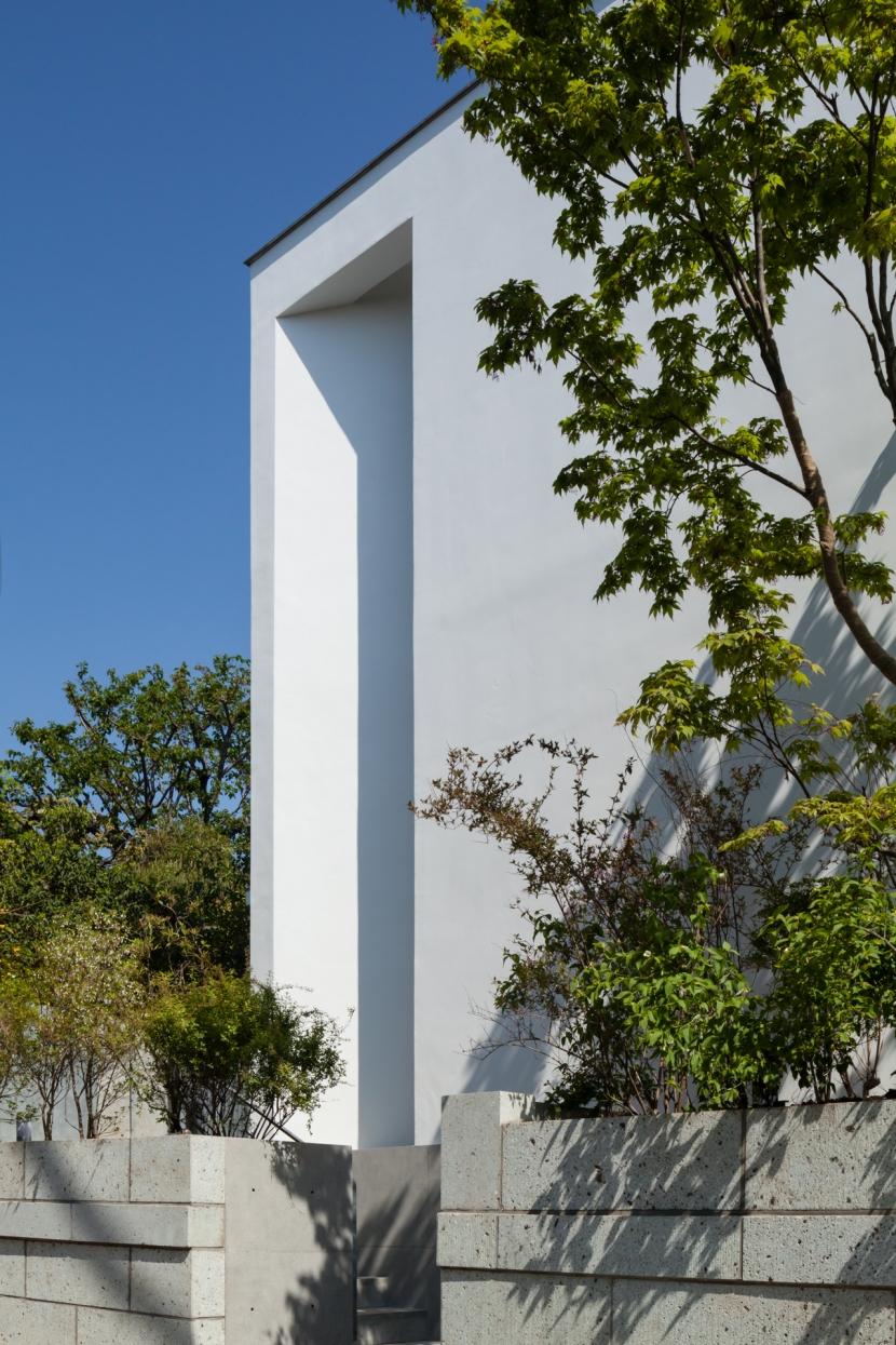 緑と風と光の家の部屋 外観 4