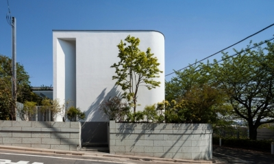 緑と風と光の家 (外観 5)