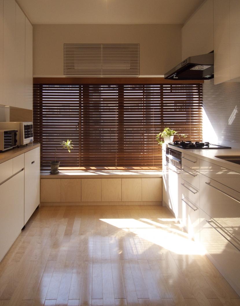 H邸の部屋 キッチン 1