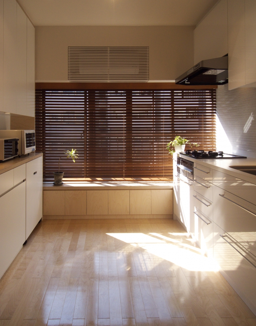 H邸の写真 キッチン 1