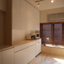 H邸 (キッチン 2)