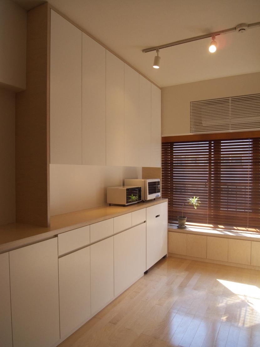 H邸の部屋 キッチン 2