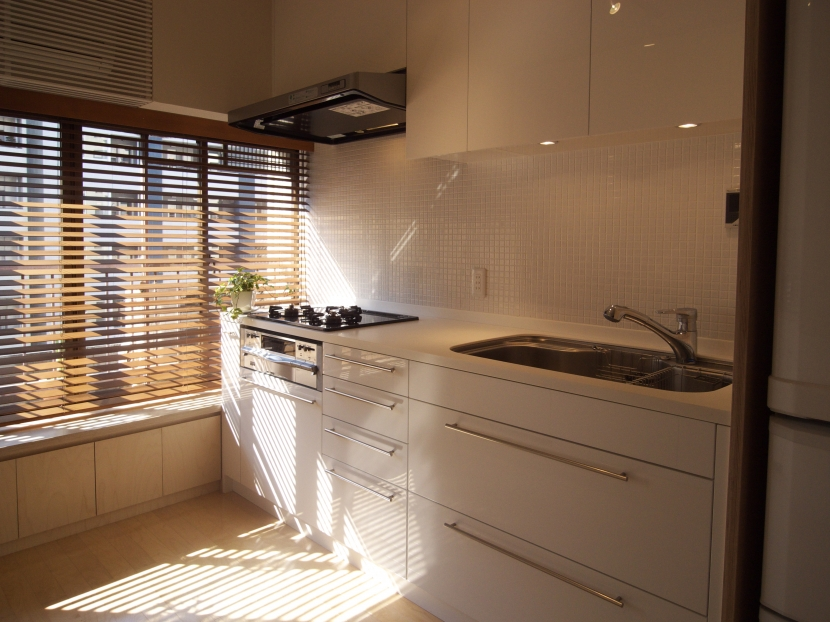 H邸の写真 キッチン 3