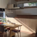 下井草の家の写真 キッチン B