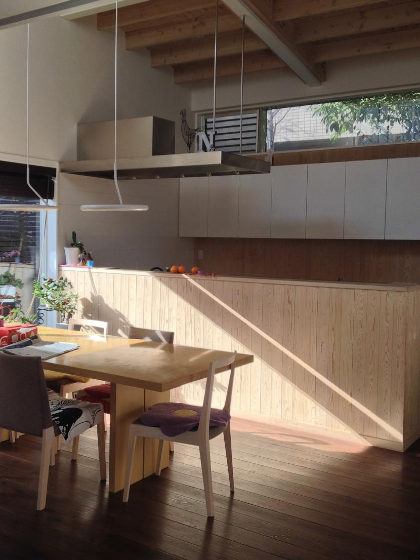 下井草の家 (キッチン B)