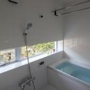 緑と風と光の家の写真 バスルーム