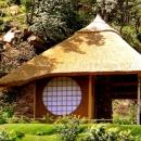 南アフリカの茶室