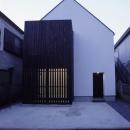 デザイン住宅外観いろいろの写真 Y.SOHO スモールオフィスのある家