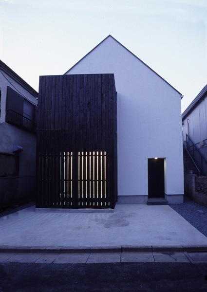 デザイン住宅外観いろいろの部屋 Y.SOHO スモールオフィスのある家