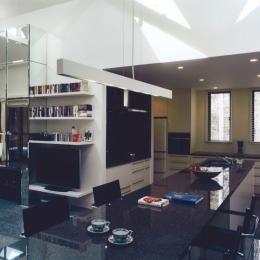 軽井沢の家7 (キッチン)