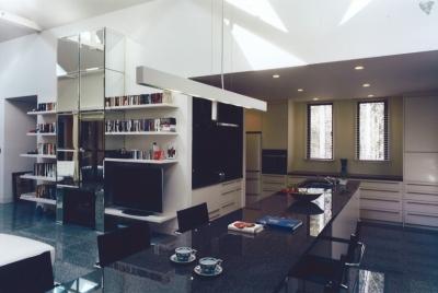 キッチン (軽井沢の家7)
