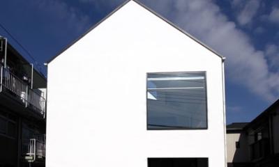 デザイン住宅外観いろいろ (猫と犬と暮らす家 オウチ14)