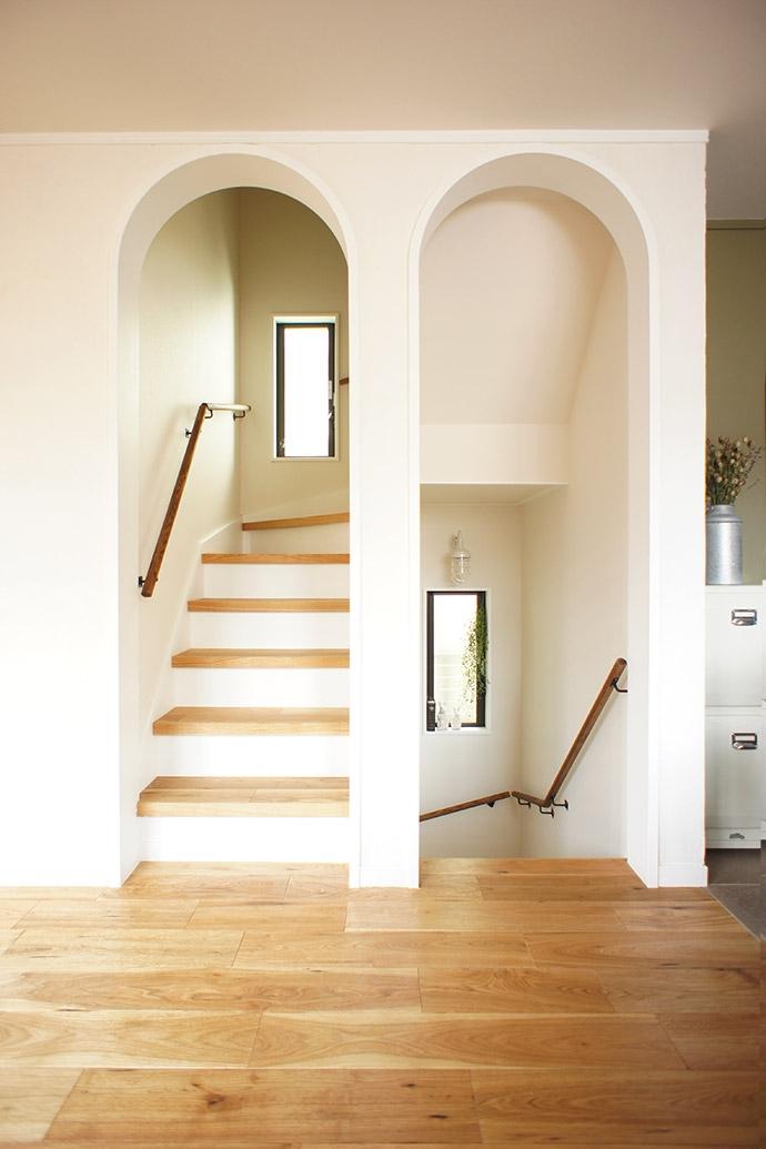 soundnicolaの部屋 階段