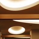 天井の間接照明