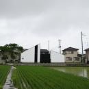 デザイン住宅外観いろいろの写真 S-a3 山梨の平屋住宅