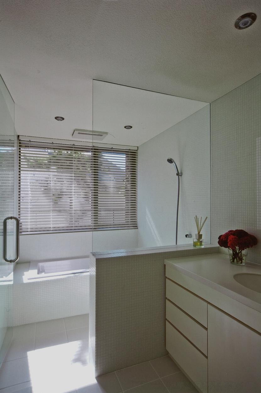 広尾の家の部屋 浴室