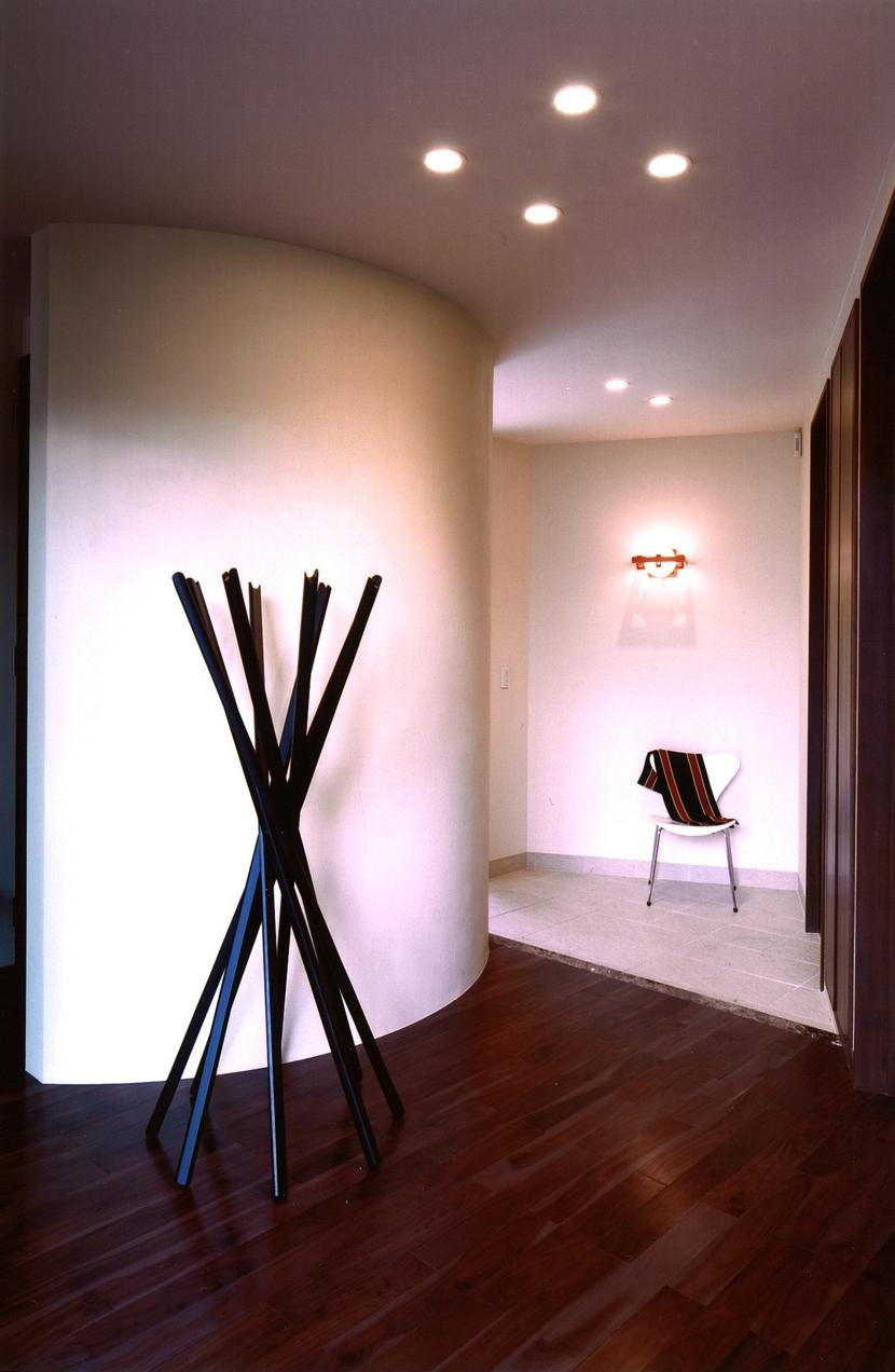 軽井沢の家11の写真 玄関