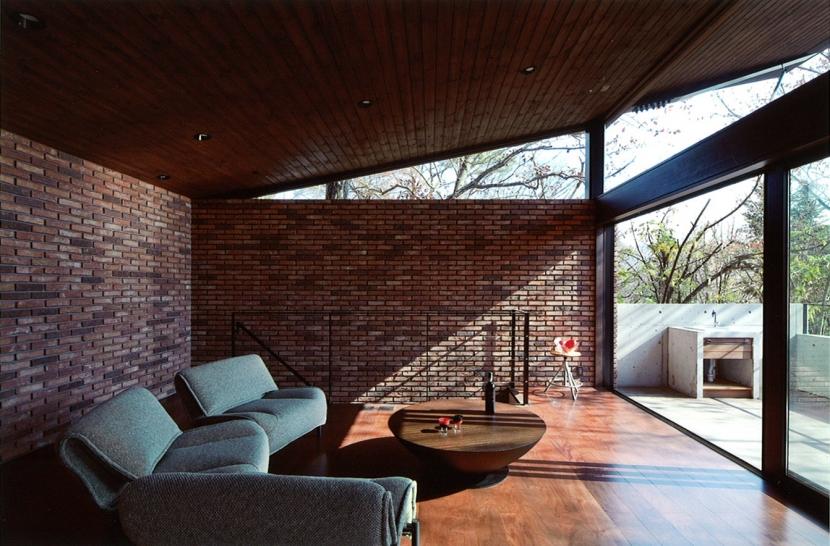 建築家:妹尾正治「軽井沢の家12」