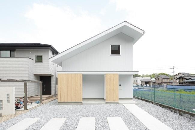 外観 (S-HOUSE)